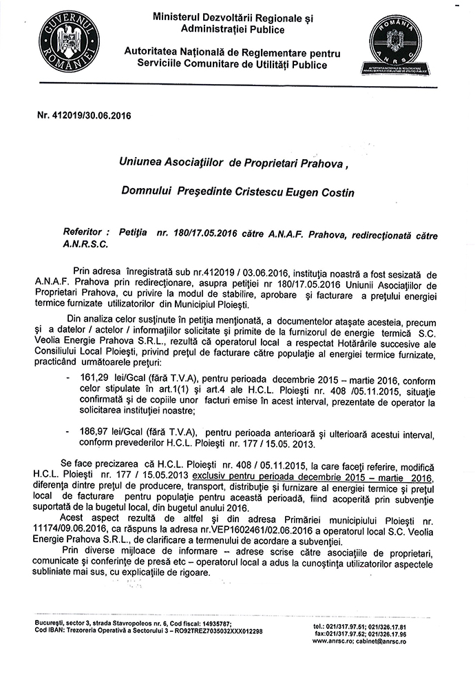 Adresa ANRSC 30.06 veolia 1