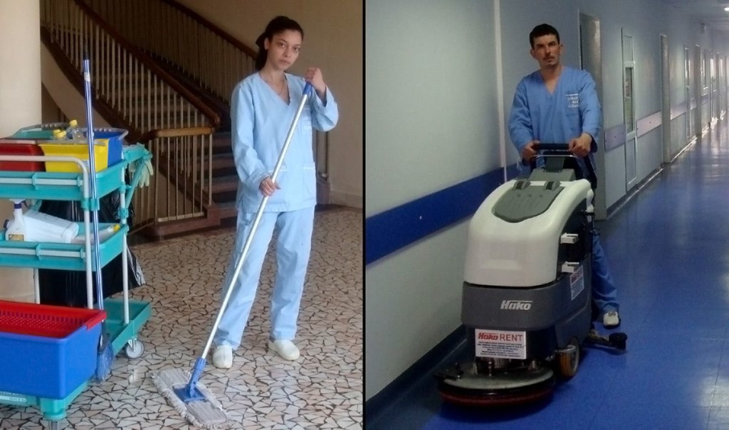 universal med cleaning