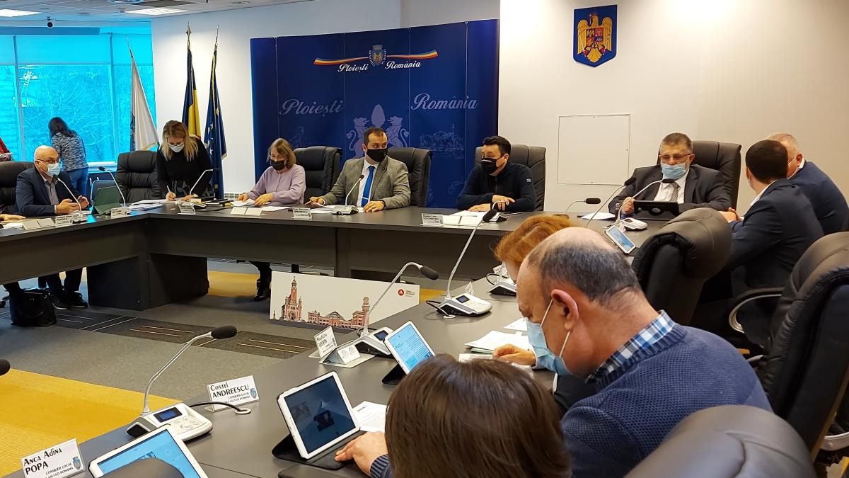 Proiect de majorare a tarifelor pentru apă şi canalizare din Ploieşti