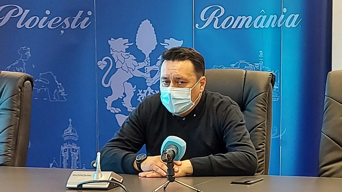 Andrei Volosevici a convocat Comitetul pentru Situaţii de Urgenţă, din cauza deşeurilor din Ploieşti