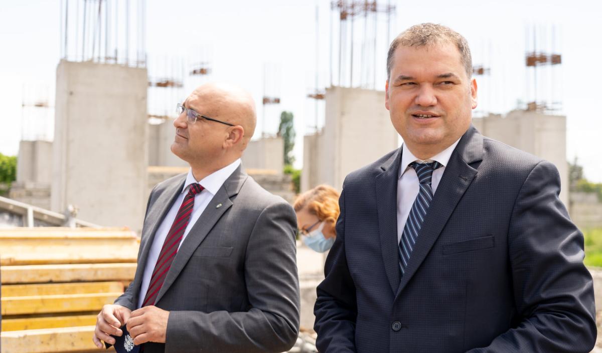 Proiecte de sute de milioane de lei derulate de Compania Naţională de Investiţii în Prahova