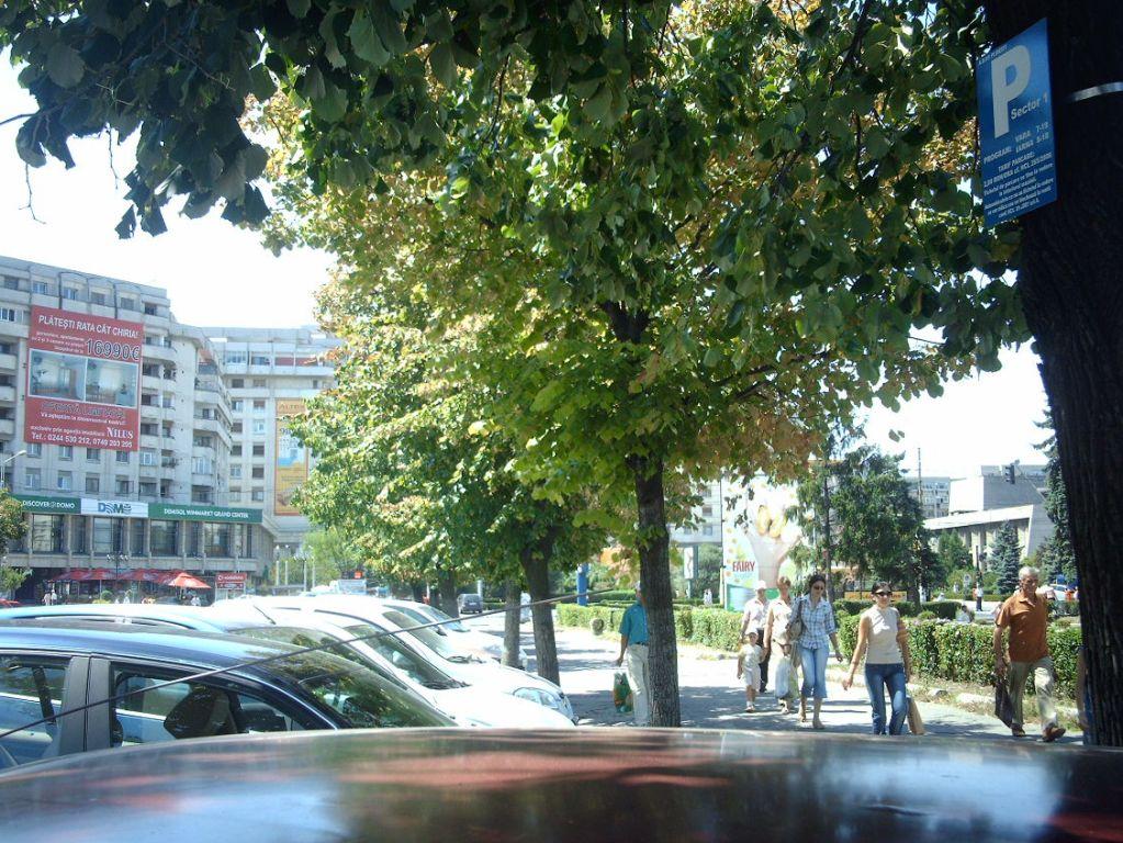 Plata pentru locurile de parcare din Ploieşti va putea fi făcută şi cu ajutorul cardului, printr-o aplicaţie