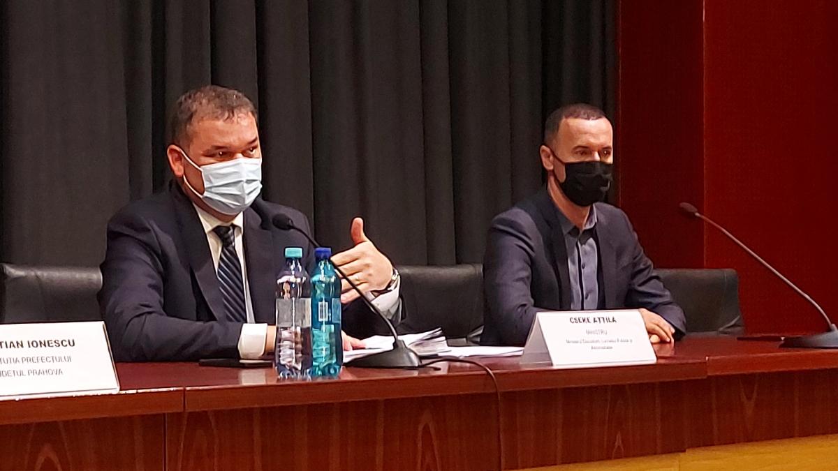 Varianta ocolitoare Băneşti - Valea Doftanei urmează să primească finanţare prin CNI