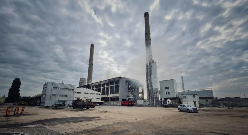 APH EXCLUSIV: Societatea Eco Burn, evacuată din birourile Parcului Industrial Brazi