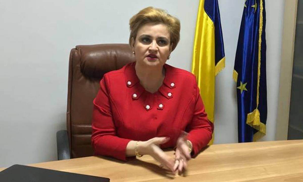 Graţiela Gavrilescu anunţă că va susţine moţiunea: