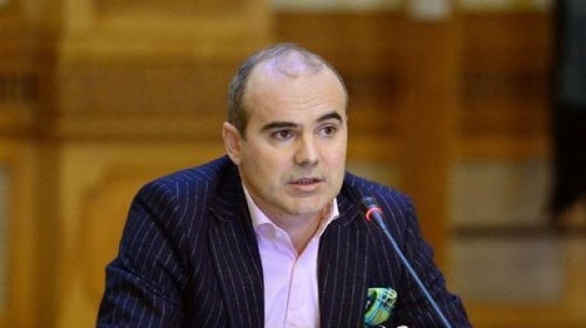 Rareş Bogdan vrea un Guvern în care PNL să aibă ministerele Transporturilor şi Fondurilor Europene, iar USR PLUS pe cel al Culturii