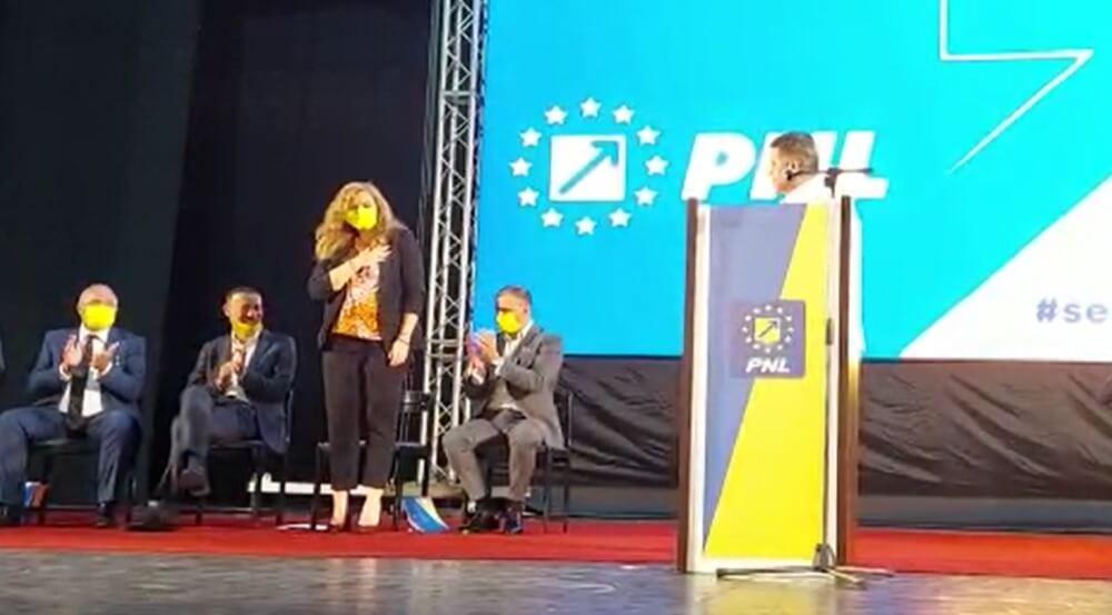 Roberta Anastase, aleasă prim-vicepreședinte al organizației PNL Prahova