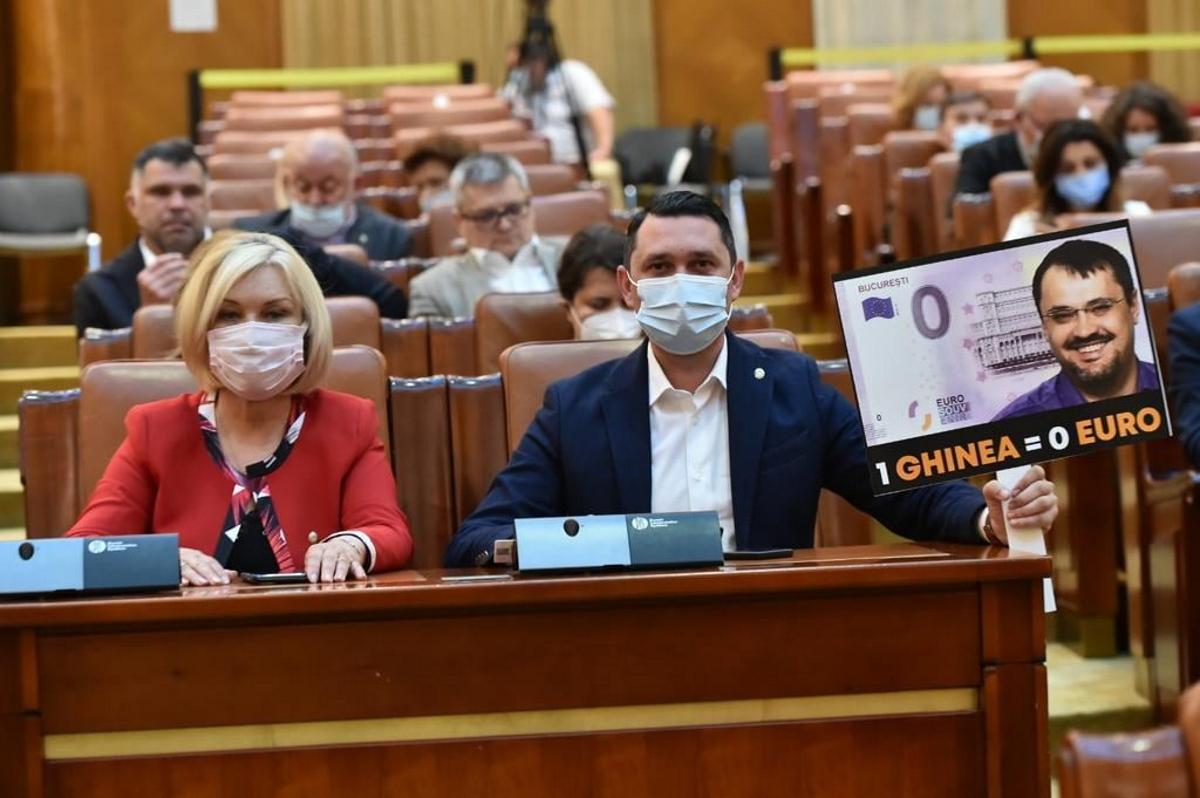 Deputatul PSD Bogdan Toader îl contestă pe ministrul Ghinea: