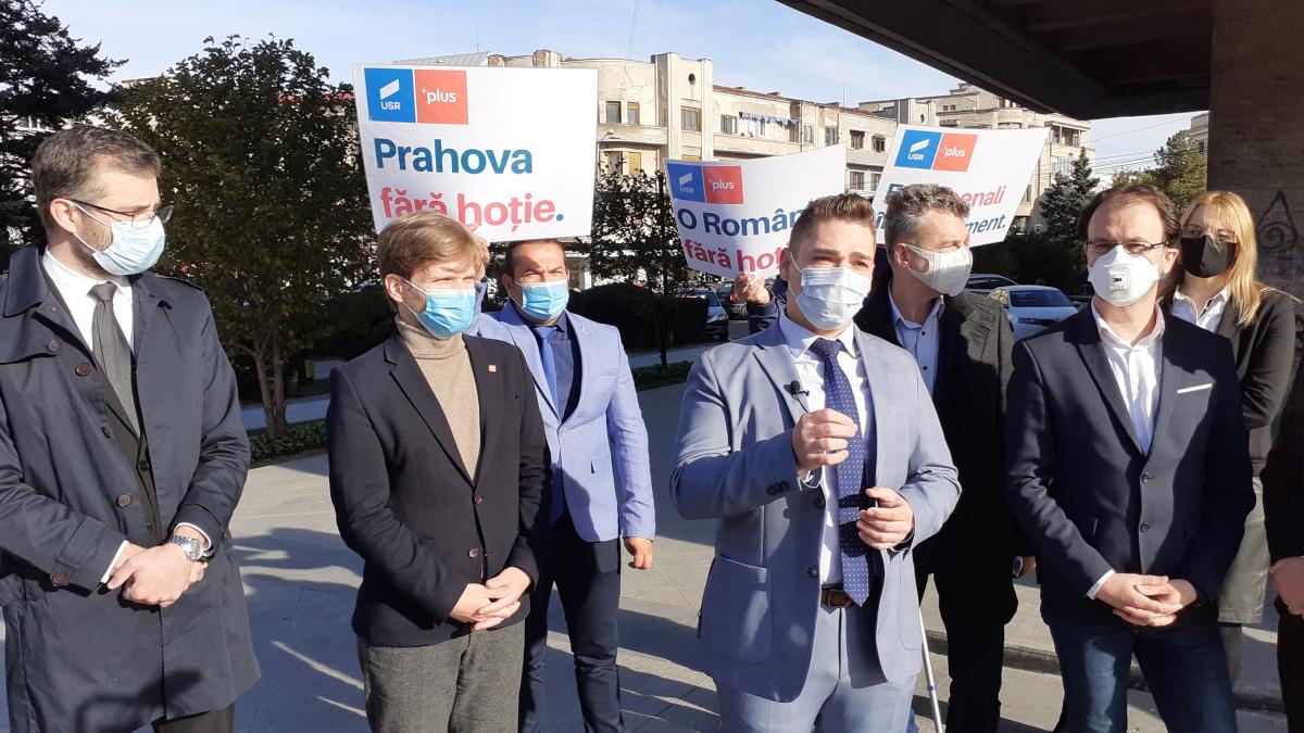 Alegeri în USR PLUS Prahova, pentru stabilirea unor conduceri unitare după fuziune