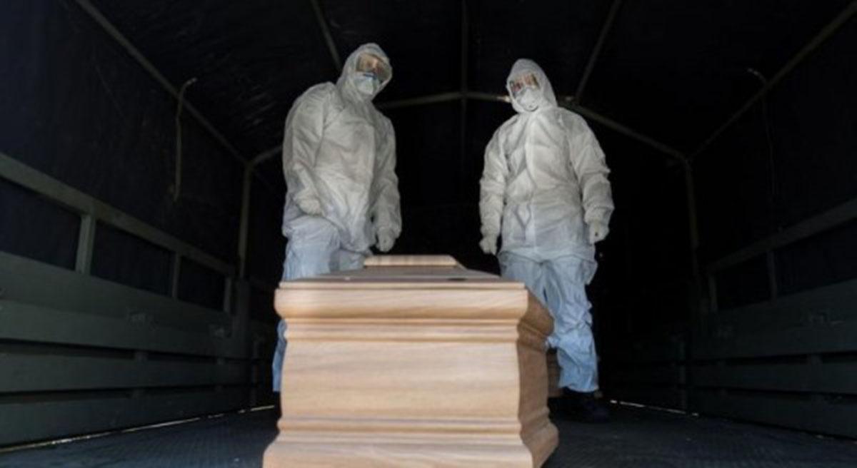 #coronavirus: Peste 100 de decese asociate Covid, survenite în ultimele luni, au fost raportate corespunzător abia astăzi